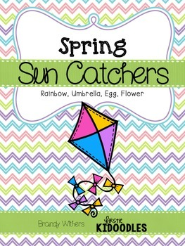 Sun Catchers {Spring}