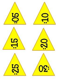 Sun Clock Labels