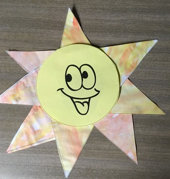 Sun Craft for Speech Therapy