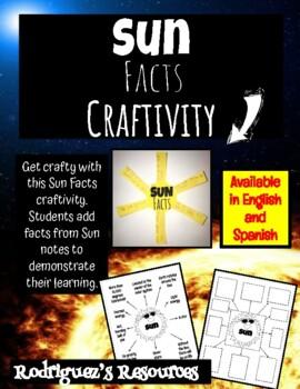 Sun Craftivity