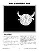 Sun Dance Buffalo Skull Mask