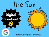 Sun - Digital Breakout! (Escape Room, Scavenger Hunt, Solar System)
