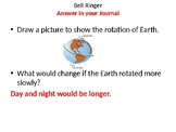 Sun, Earth, Moon Review Power Point