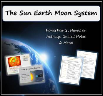 Sun Earth Moon System (Introductory Unit)