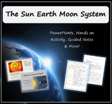 Sun Earth Moon System