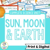 Sun, Earth, and Moon | Google Classroom Compatible | Dista