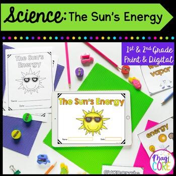 Sun Energy Mini Unit- 1st & 2nd Grade
