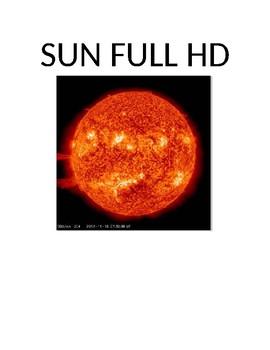 Sun Full HD Video Questions