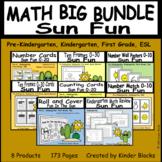 Sun Fun Math Bundle