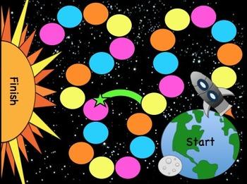 Sun, Moon, Earth Board Game