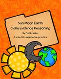 Sun Moon Earth Claim Evidence Reasoning