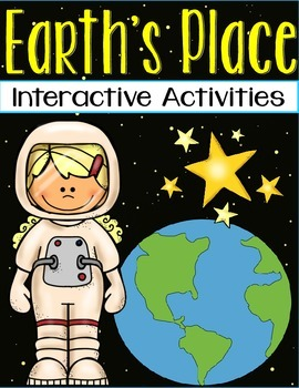 Earth's Place in the Universe Interactive Science Activities