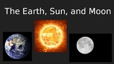 Sun, Moon, & Earth PowerPoint