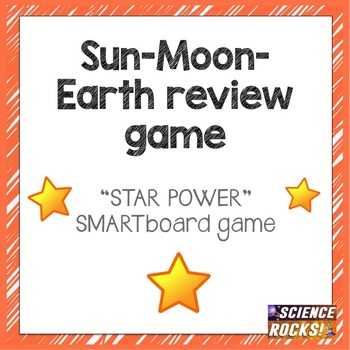 Sun-Moon-Earth SMARTboard review game