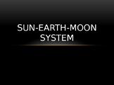 Sun Moon & Earth Systems PPT