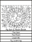 All About the Sun & Moon Flip Book