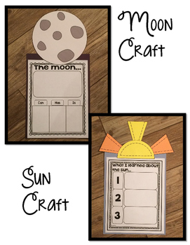 Sun, Moon, & Orbit Craft