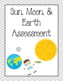 Sun, Moon, and Earth Assessment