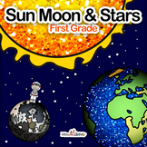Sun, Moon, and Stars: A  NGSS Science Unit (works with dis