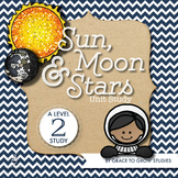 Sun, Moon, and Stars Mini Book and Unit (1st-2nd grades)