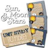 Sun, Moon, and Stars Unit Study Multi-Grade Bundle