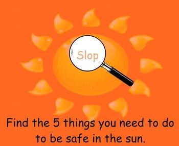 Sun Safety - Being Sun Smart