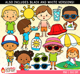 Sun Safety Clip Art