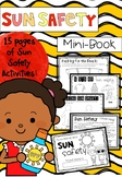 Sun Safety - Mini Book