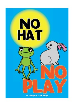 Sun Safety Posters{Stormie and Freddie}
