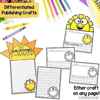 Sun-Sational Summer Narrative Writing Project