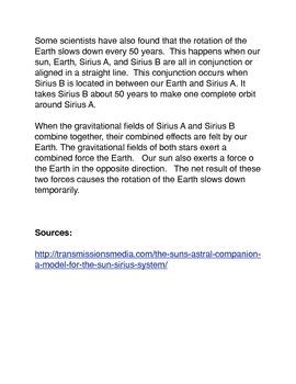 Sun-Sirius Star System