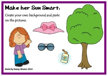 Sun Smart Activity Pack