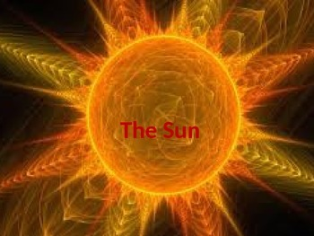 Sun : The Sun (some animations)