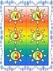 Sun Theme - Alphabet - Numbers - Back to School Activities