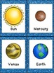 Sun, What Do You See Emergent Reader & Pocket Chart Kindergarten Space Planets