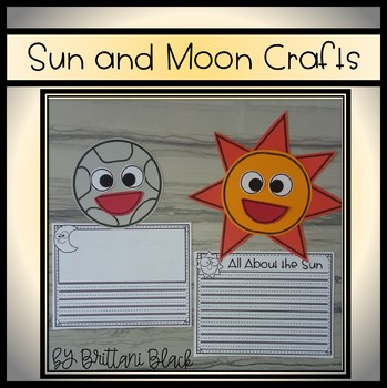 Sun and Moon~ Craft and Writing