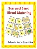 Sun and Sand Blend Matching