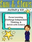 Sun and Stars Activities
