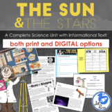 Sun and Stars Unit with Lapbook and Informational Text