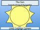 ESL Resources: Sun/Weather-Thematic Writing Book Template-