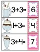 Sundae Sums {An Addition Center Sort}