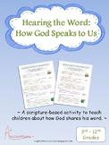 Sunday School: Hearing God's Word: How God Speaks to Us