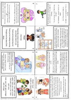 Sunday School Mini booklet on Faith