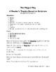 Sunday School Script: Exodus, Plagues, Moses, Israelites L