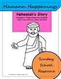 Nehemiah Sunday School Resource