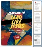 Sunday School/Youth Group Curriculum: Servant Leadership for Youth