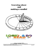 Lesson - Sundials - Learning about and making them