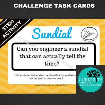 Sundial STEM Challenge