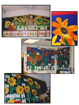 Sunflower Craftivity
