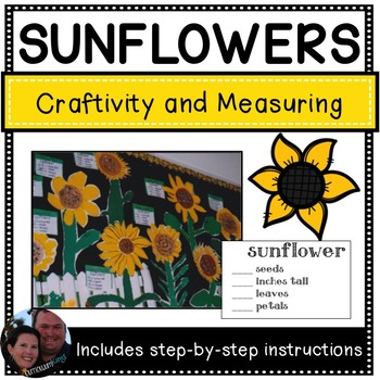Sunflower Craftivity